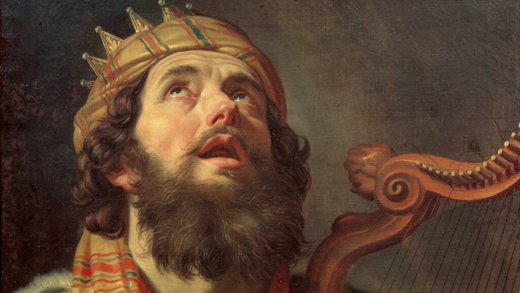 King Davids Lament